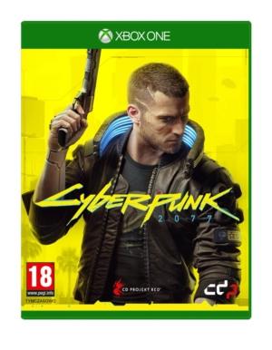 Gra Xbox One Cyberpunk 2077