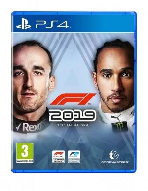 Gra PS4 F1 2019 / PL