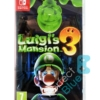 Gra Nintendo Switch Luigi's Mansion 3 + Brelok + Naklejki!
