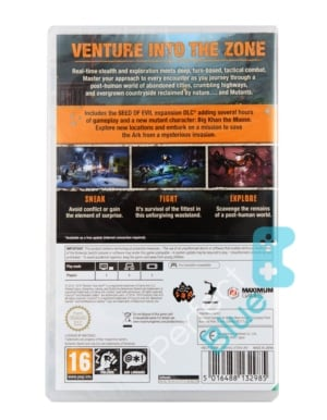 Gra Nintendo Switch Mutant Year Zero: Road to Eden - Deluxe Edition