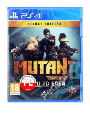 Gra PS4 Mutant Year Zero: Road to Eden - Deluxe Edition