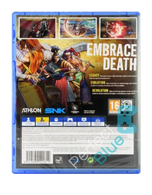 Gra PS4 Samurai Shodown
