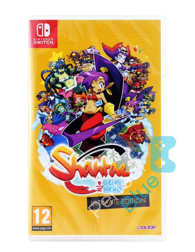 Gra Nintendo Switch Shantae Half Genie Hero Ultimate Edition