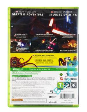 Gra Xbox 360 Lego Star Wars Przebudzenie Mocy