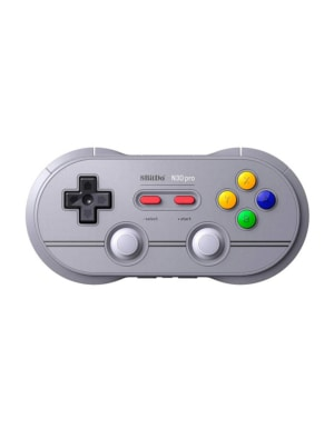 8BitDo N30 Pro 2 Controller / 6 Edition / Switch, Android, PC