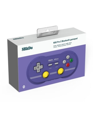 8Bitdo N30 Pro 2 Controller / C Edition / Switch, Android, PC