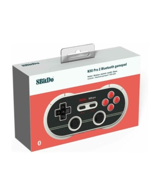 8Bitdo N30 Pro 2 Controller / N Edition / Switch, Android, PC