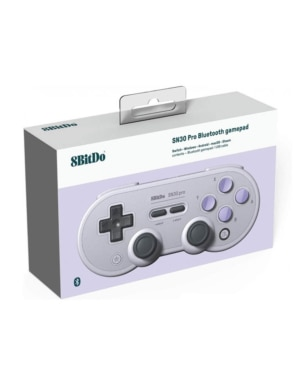 8BitDo SN30 Pro Controller / SN Edition / Switch, PC, Android