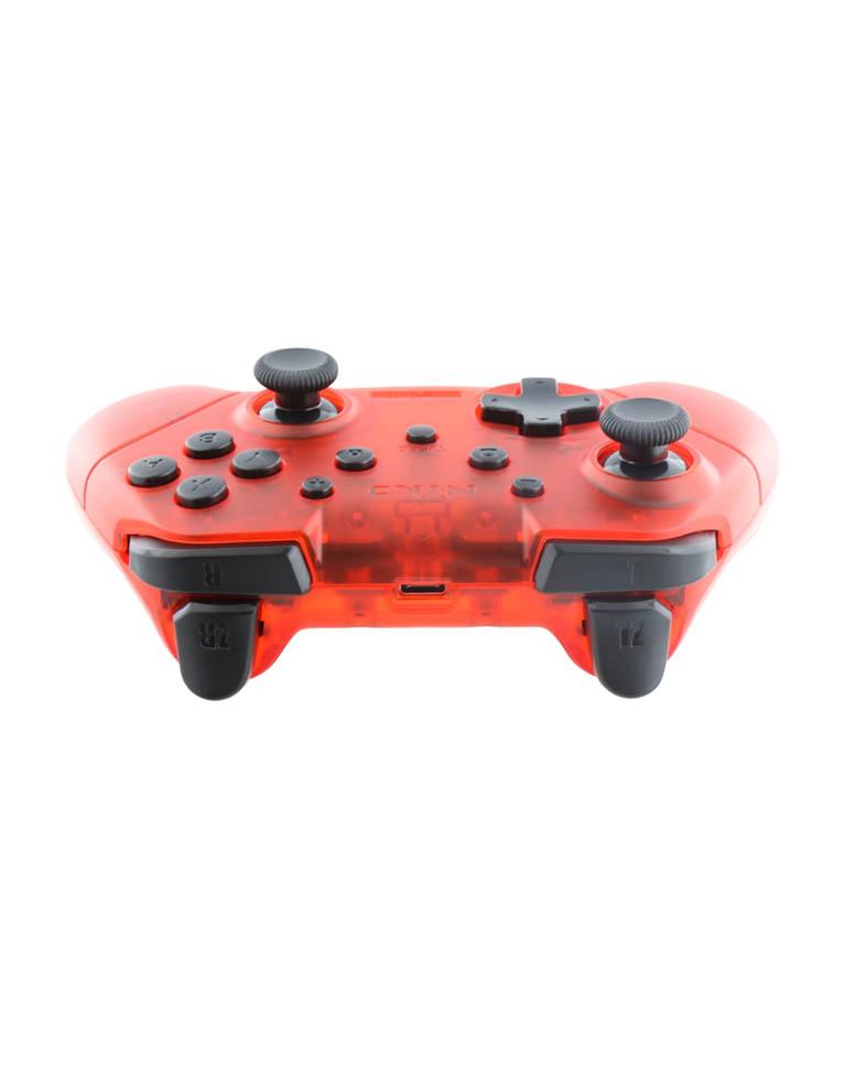 Nyko Bezprzewodowy Kontroler / Pro Controller / Nintendo Switch / Czerwony