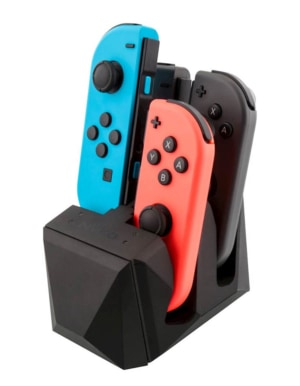 Nyko Charge Block / Nintendo Switch / Ładowarka do 4 Joy-Conów