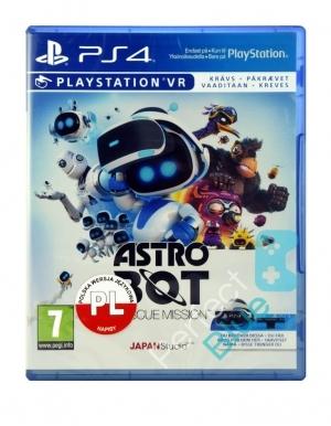 Gra PS4 VR Astro Bot: Rescue Mission PL