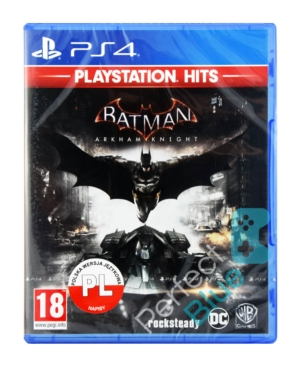 Gra PS4 Batman Arkham Knight