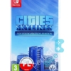 Gra Nintendo Switch Cities Skylines PL