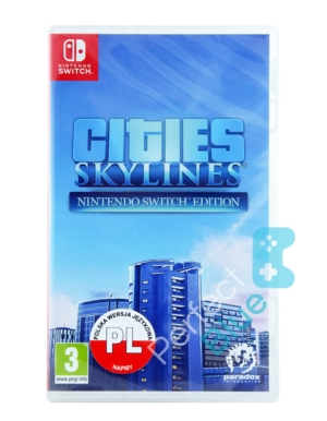 Gra Nintendo Switch Cities Skylines PL