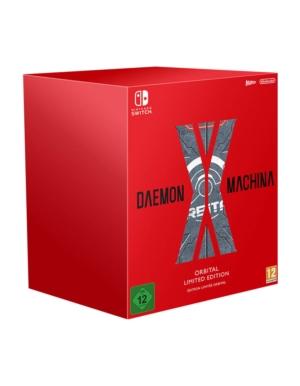 Gra Nintendo Switch Daemon X Machina Edycja Kolekcjonerska