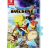 Gra Nintendo Switch Dragon Quest: Builders 2 / podwójna okładka + DLC