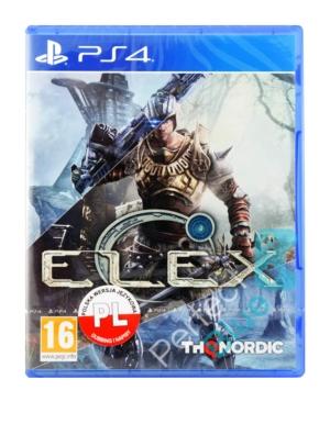 Gra PS4 Elex