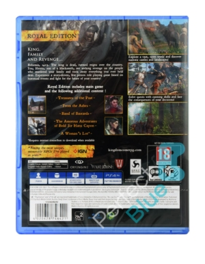 Gra PS4 Kingdom Come Deliverance Royal Edition / Edycja Royal