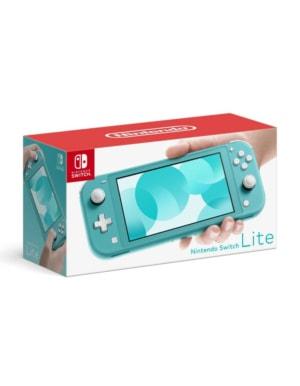 Konsola Nintendo Switch Lite / Turquoise / Turkusowa