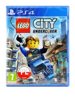 Gra PS4 Lego City Undercover