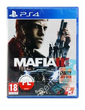 Gra PS4 Mafia III + DLC