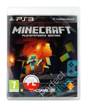 Gra PS3 Minecraft