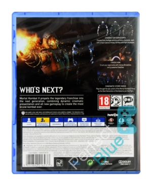 Gra PS4 Mortal Kombat X