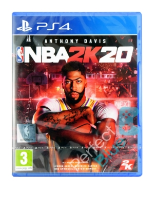 Gra PS4 NBA 2K20 + DLC / D