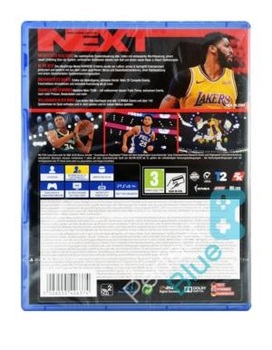 Gra PS4 NBA 2K20 + DLC / D