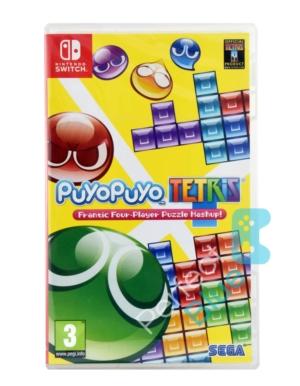 Gra Nintendo Switch Puyo Puyo Tetris