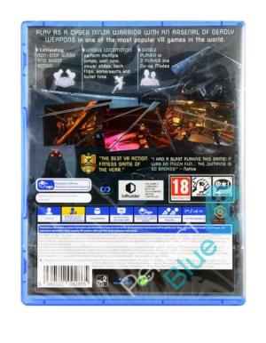 Gra PS4 VR Sairento