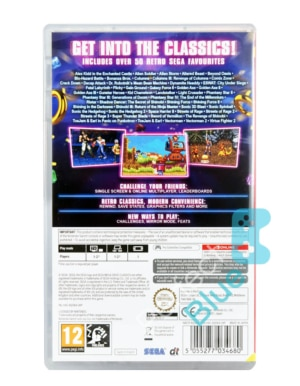 Gra Nintendo Switch SEGA Mega Drive Classics