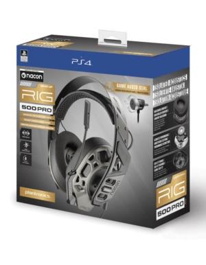 Nacon Słuchawki Platronics RIG 500 PRO HS PS4
