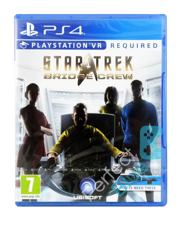 Gra PS4 VR Star Trek: Bridge Crew
