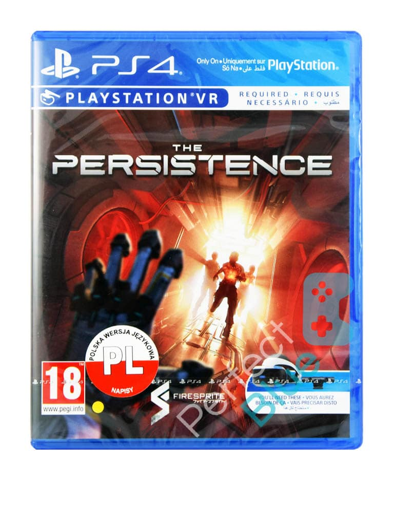 Gra PS4 VR The Persistence PL