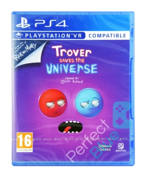 Gra PS4 VR Trover Saves the Universe