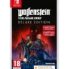 Gra Switch Wolfenstein Young Blood Deluxe Edition