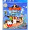Gra PS4 Worms Weapons Of Mass Destruction - All Stars PL