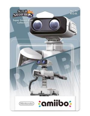 Figurka Amiibo - Super Smash Bros. Collection - R.O.B. No. 46