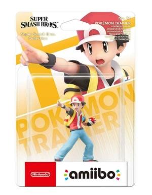 Figurka Amiibo - Super Smash Bros. Collection - Pokemon Trainer No. 74