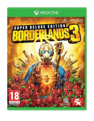 Gra Xbox One Borderlands 3 Super Deluxe Edition
