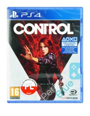Gra PS4 Control PL