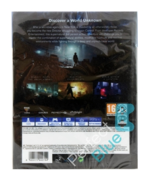 Gra PS4 Control Edycja Deluxe PL