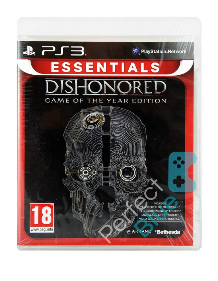 Outlet / Gra PS3 Dishonored: Game of the Year Edition / Repack