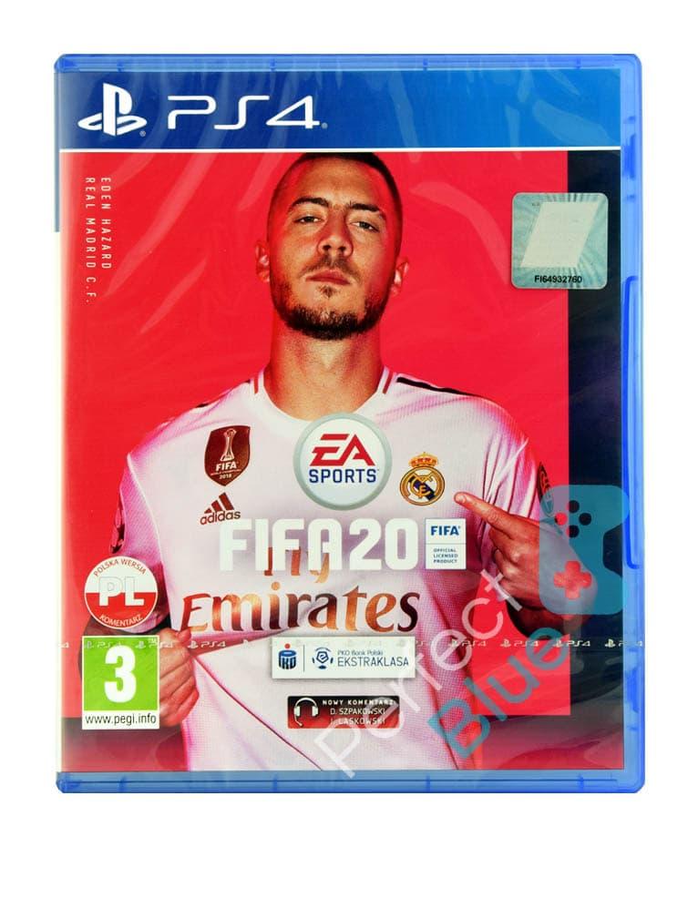 Gra PS4 Fifa 20 + dodatki do FUT!