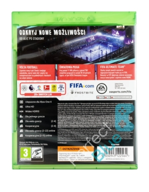 Gra Xbox One Fifa 20 + Dodatki do FUT!