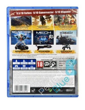 Outlet / Gra PS4 Just Cause 3 Gold Edition PL / Repack