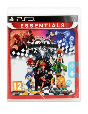 Outlet / Gra PS3 Kingdom Hearts HD 1.5 Remix / Repack