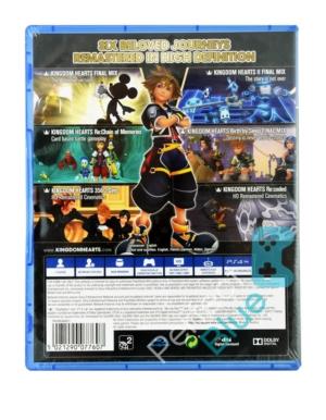 Outlet / Gra PS4 Kingdom Hearts HD I.5 + II.5 ReMIX / Repack