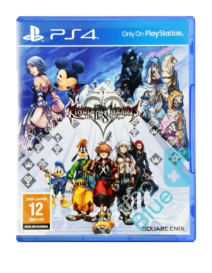 Outlet / Gra PS4 Kingdom Hearts HD 2.8: Final Chapter Prologue / Brak Folii